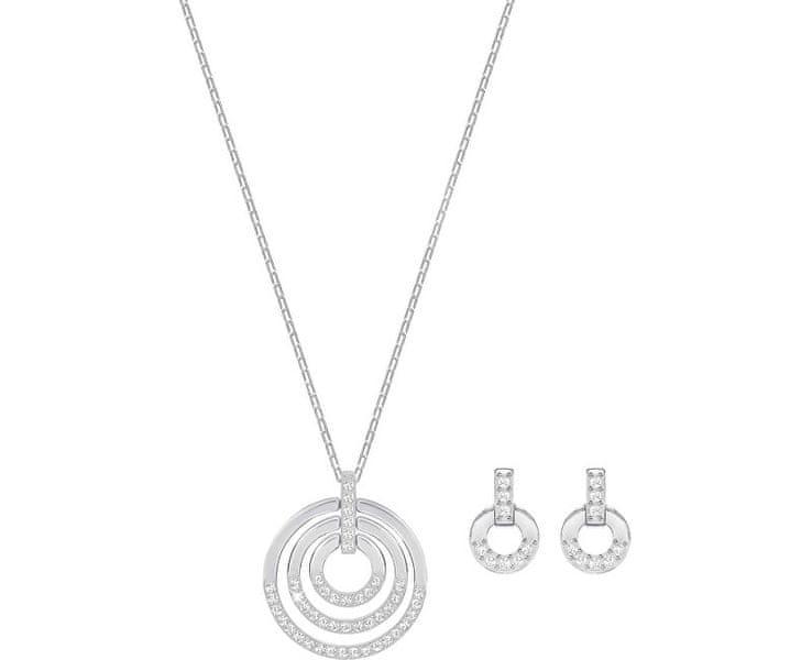 Swarovski Souprava šperků CIRCLE 5367727