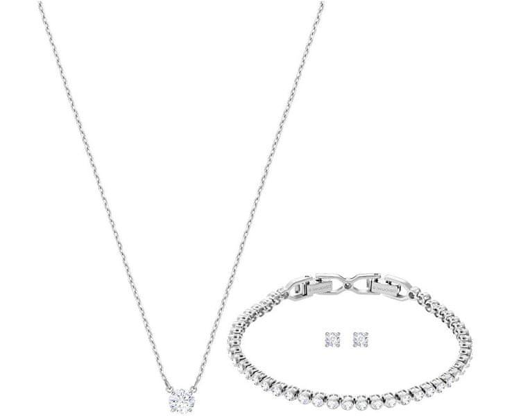 Swarovski Luxusní souprava šperků ATTRACT 5408443