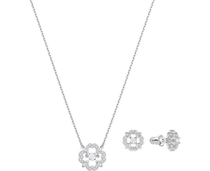 Swarovski Souprava šperků SPARKLING DANCE FLOWER 5397867