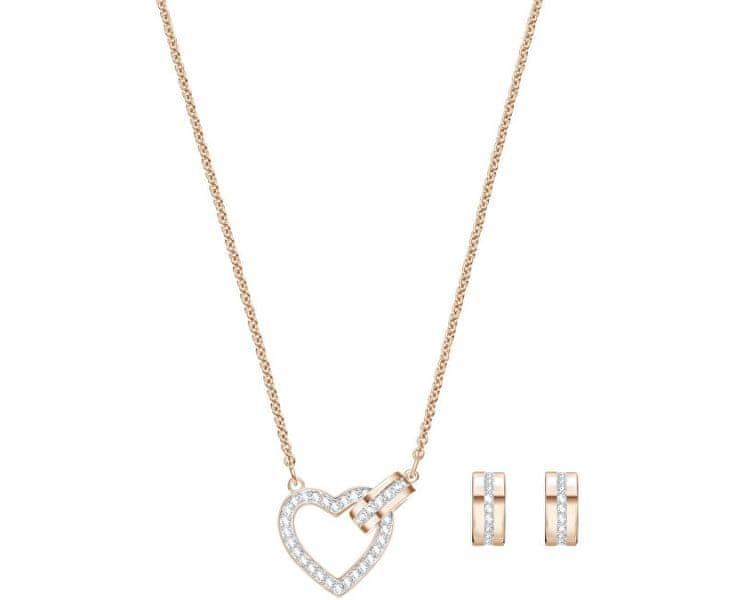 Swarovski Souprava šperků LOVELY 5380718