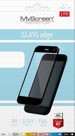 My Screen protector zaščitno steklo za Huawei P20 Lite - Full screen Edge 2,5D Glass črn