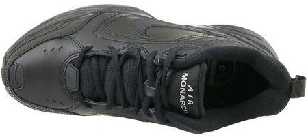 Nike Men S Air Monarch Iv Training Shoe Black Black 41  f4f46c1141e