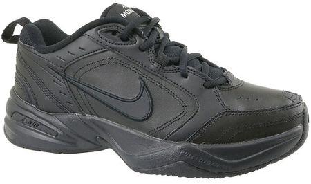 Nike Men'S Air Monarch Iv Training Shoe/Black/Black 40