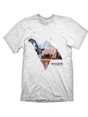 Tričko Horizon: Zero Dawn - Vast Lands (velikost L)