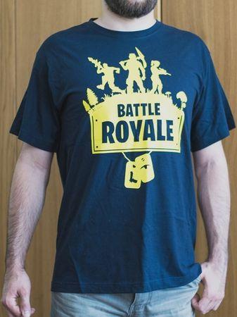 Tričko Xzone - Battle Royale (velikost M)
