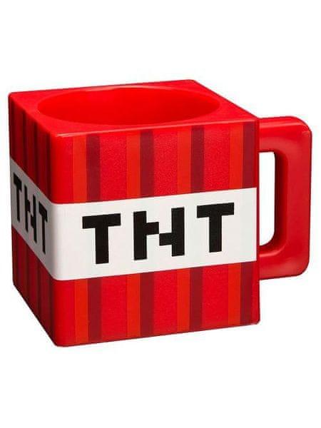 Hrnek Minecraft - TNT