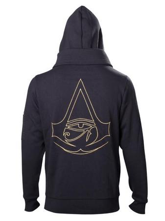 Mikina Assassins Creed: Origins - Crest Logo Double Layered (velikost M)