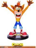 Szobor figura Crash Bandicoot