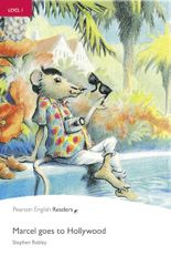 Rabley Stephen: Level 1: Marcel Goes to Hollywood Book and CD Pack