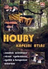 Antonín Vladimír: Houby - kapesní atlas