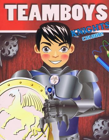 autor neuvedený: Teamboys Knights Colour!