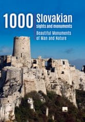 Lacika Ján: 1000 Slovakian sights and monuments, 2. vydanie