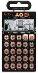 Teenage PO 16 factory Syntezátor