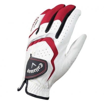 Callaway Diablo Octane rukavice Bílá Pravá (pro leváky) S