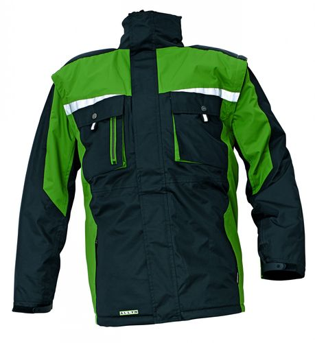 Allyn Zimná bunda 2v1 pánska  7c4624231a4