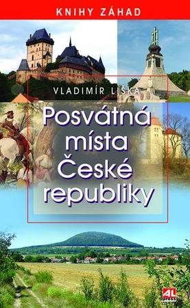 Liška Vladimír: Posvátná místa České republiky