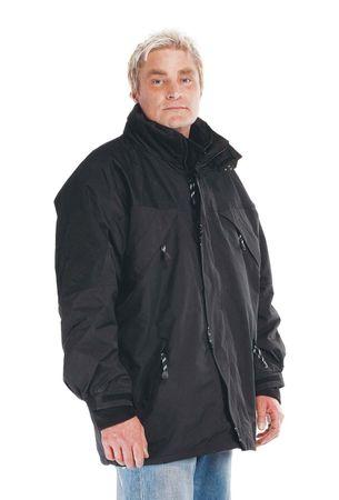 CRV Zimná bunda Anzac 3v1 pánska zelená L - Diskusia  50c01379c7a