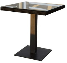 Dimenza Designový stůl BARCELONA 70x70 cm