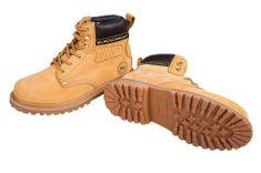 196cd755ef48a Black Knight Členková obuv Honey farmárka O1 žltá 39