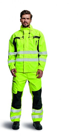 Cerva Reflexná pracovná bunda Ticino pánska