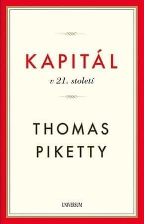Piketty Thomas: Kapitál v 21. století