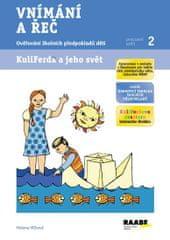 Vlčková Helena: Vnímání a řeč - Pracovní sešit 2
