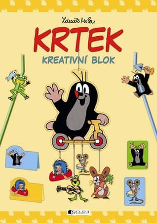 Miler Zdeněk: Krtek - kreativní blok