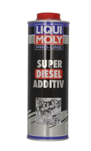 Liqui Moly Pro-Line Super přísada do nafty, 1 l