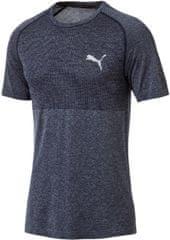 Puma moška majica s kratkimi rokavi Evoknit Basic Tee