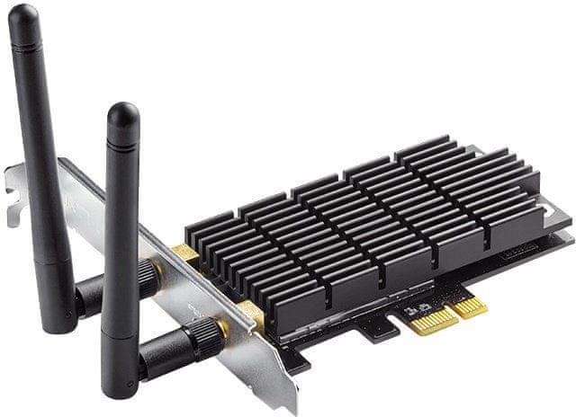 TP-Link Archer T6E AC1300 Wifi Dual B. PCI Express - rozbaleno