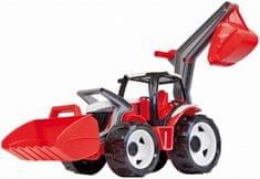 LENA zabawka Traktor, szary
