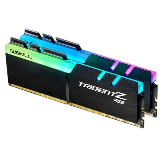 G.Skill pomnilnik za AMD Trident Z RGB, 16GB, 3200 MHz, DDR4 (F4-3200C16D-16GTZRX)