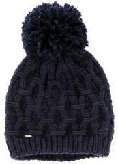 Timeout ženska pletena kapa, modra