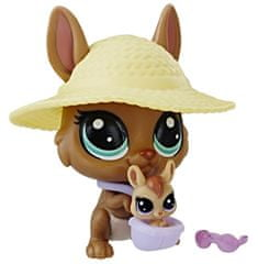 Littlest Pet Shop Kengurujka z mladičkom