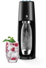 SodaStream Spirit One Touch Black