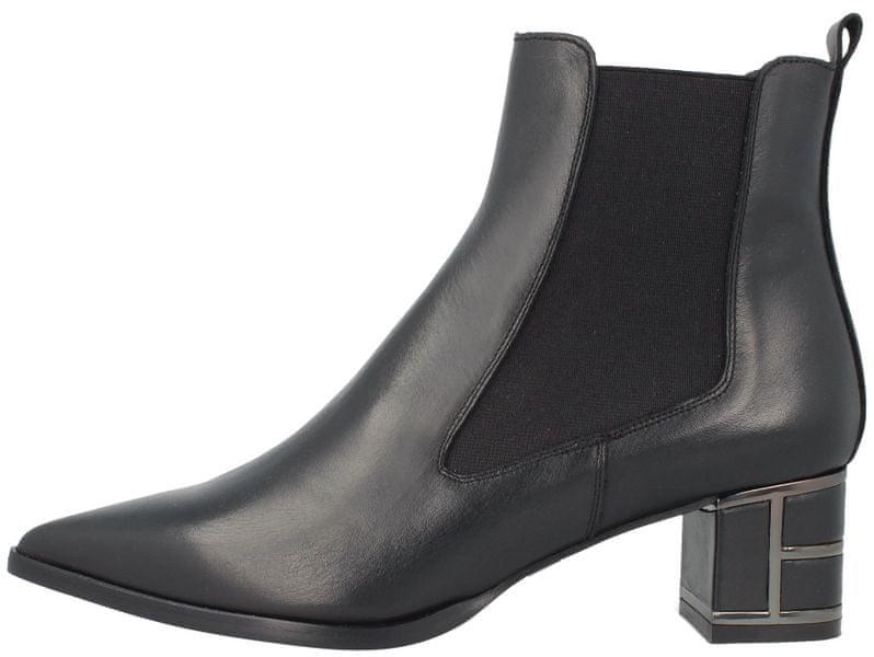 Roberto Botella dámská kotníčková obuv 37 černá