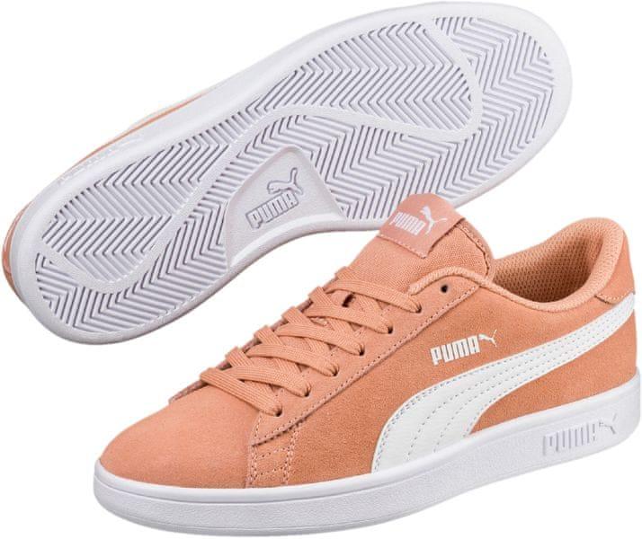 Puma Smash V2 Dusty Coral White 39 e275059120