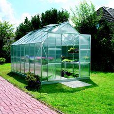 VITAVIA skleník VITAVIA URANUS 11500 PC 4 mm stříbrný