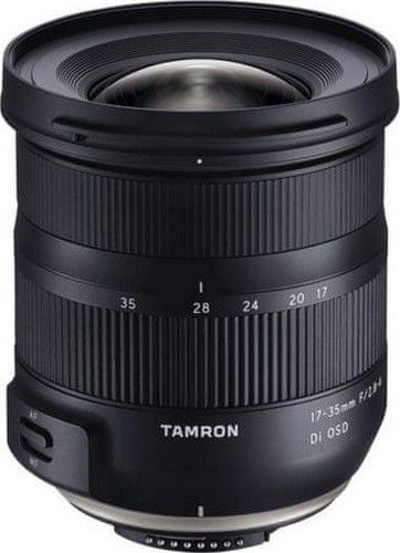 Tamron 17-35 mm F2.8-4 Di OSD pro Canon (5 let záruka) A037E