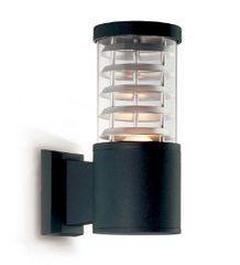 Ideal Lux Vonkajšie nástenné svietidlo Tronco AP1 nero 004716 čierne