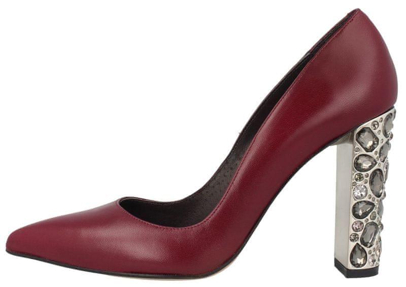 Roberto Botella dámské lodičky 41 vínová