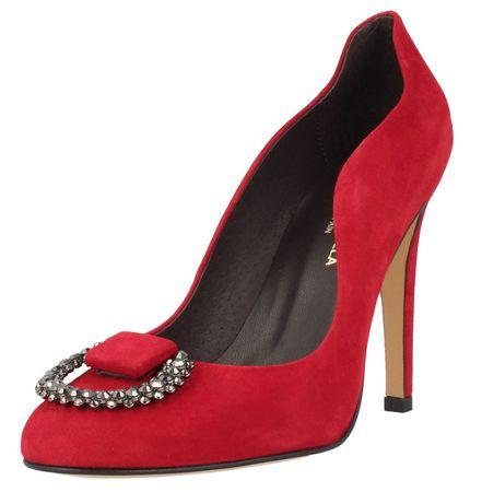 Roberto Botella dámské lodičky 36 červená  a023c676e4