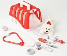 Klein Állatorvos készlet Kiskutyával