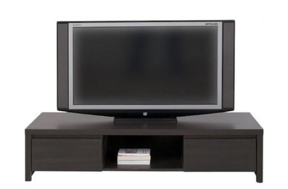 KASPIAN, televizní stolek RTV2S, wenge