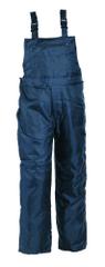 Cerva Zimné pracovné nohavice Titan pánske modrá XL
