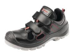 Panda Safety Pracovné sandále Scudo S1P čierna 43