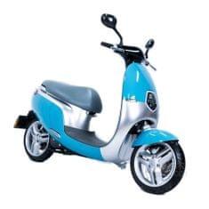 CLS MOTORCYCLE Elektrický skútr ECOOTER 3kW modrá