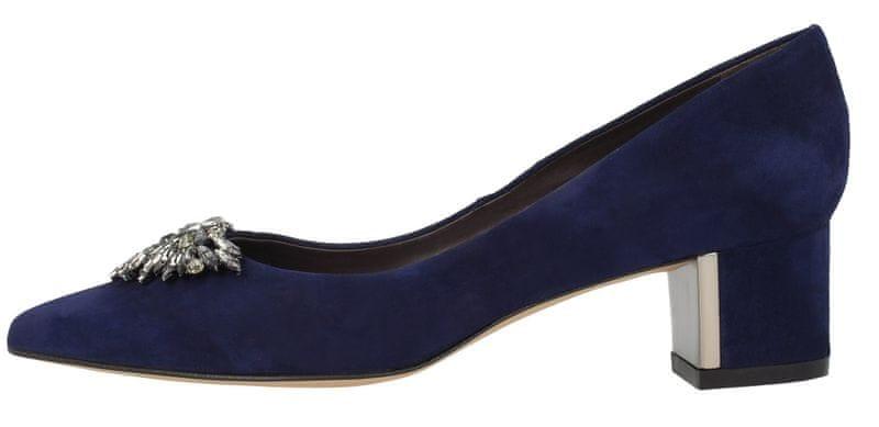 Roberto Botella dámské lodičky 41 tmavě modrá
