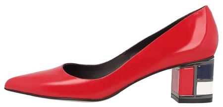 Roberto Botella dámské lodičky 41 červená  d306dc4dec