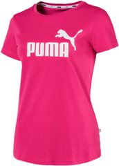 Puma ženska majica Ess Logo Tee